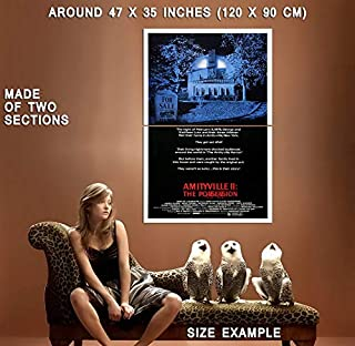 73628 Amityville II The Possession 1982 Thriller Indie Decor Wall 47x35 Huge Giant Poster Print