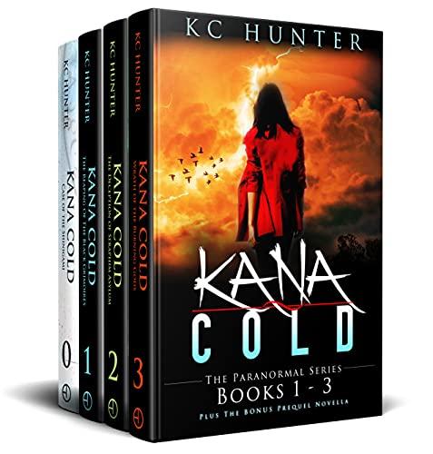 The Kana Cold Series: Books 0-3: The Kana Cold Paranormal Thriller Series BoxSet Book 1 (English Edition)