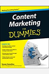 Content Marketing For Dummies Kindle Edition