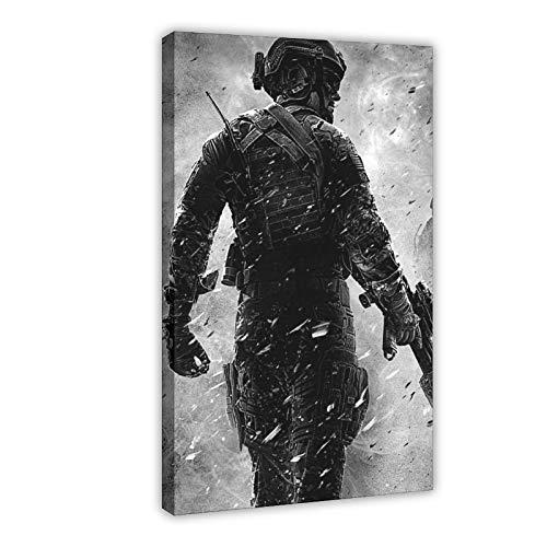 Cartel de lona de Call of Duty Black Ops 3 de película...