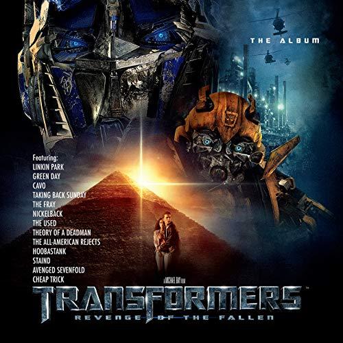 Transformers: Revenge of the Fallen: The Album (Original Soundtrack) [Analog]