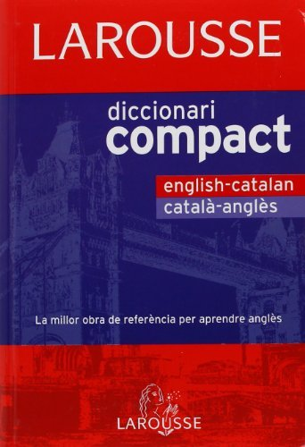 Diccionari Compact English-Catalan Cataka-Angles (Spanish Edition) by Jordi Indurain Pons (2009-06-30)