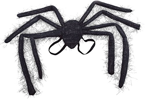 fancy dress warehouse Spider Wings Zubehör Kostüm, Spinnenbeine auf Flügeln