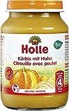 Holle Bio Kürbis mit Huhn (6 x 190 gr)