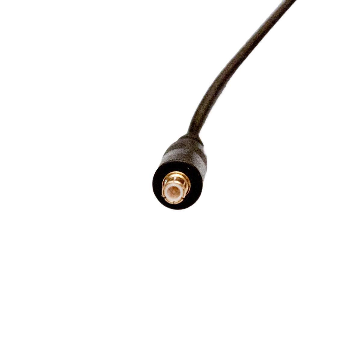Juego de receptores Nooelec NESDR Mini USB RTL-SDR y ADS-B, sintonizador RTL2832U y R820T, entrada MCX. Radio de bajo costo definida por software compatible con muchos paquetes de software SDR. Sintonizador R820T