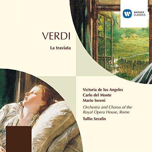 Victoria De Los Angeles, Renata Scotto, Carlo Bergonzi, Orchestra del Teatro dell'Opera di Roma & Sir John Barbirolli & Tullio Serafin