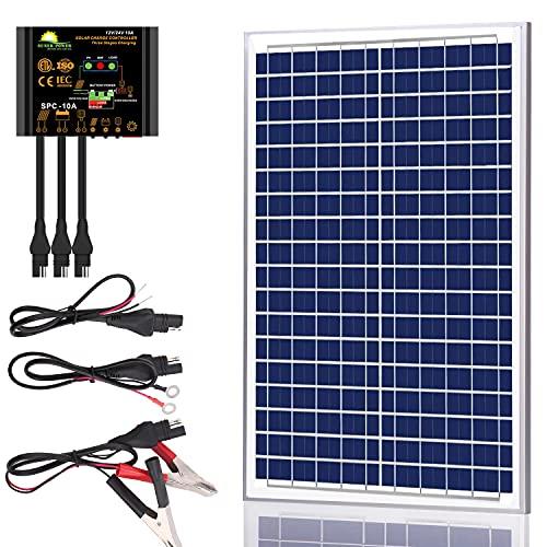 Kit Panel Solar marca SUNER POWER