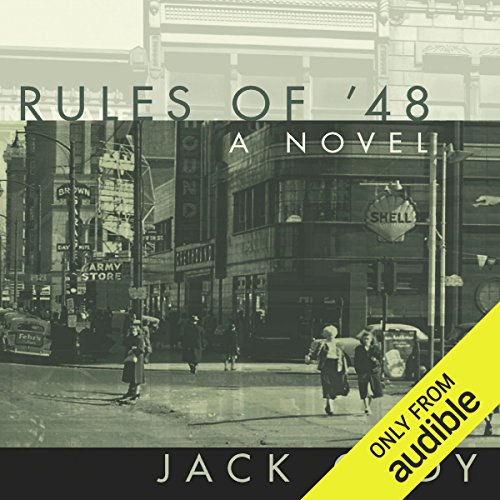 Rules of '48 audiobook cover art
