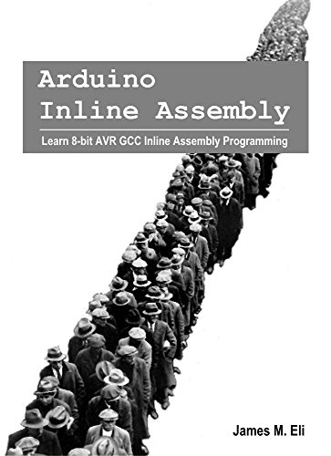 Arduino Inline Assembly: Learn 8-bit AVR GCC Inline Assembly Programming (English Edition)