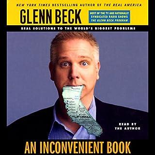 An Inconvenient Book audiobook cover art
