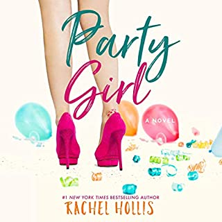 Party Girl     The Girl's Series, Book 1              Written by:                                                                                                                                 Rachel Hollis                               Narrated by:                                                                                                                                 Rachel Hollis                      Length: 9 hrs and 2 mins     46 ratings     Overall 4.9
