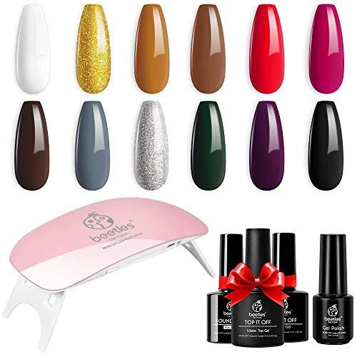 Christmas nail polish set, Christmas nail colors, Christmas nail polish set, Holiday nail polish sets, Holiday nail polish set