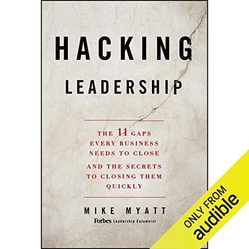 Hacking Leadership cover art