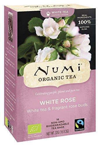 Numi Bio White Rose, 32 g