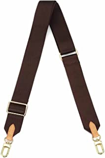 Senral 3.8 cm di larghezza 90-135 cm Tracolla per borsa a lunghezza regolabile Tela per tracolla borsa da trasporto e bors...