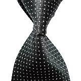 Classic Woven Men's Ties Neckties for Wedding Party Dress