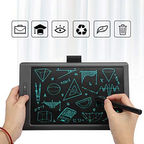 Diyeeni Tablero de Escritura LCD de 10 Pulgadas, Tableta de Dibujo Digital Bluetooth Tableta gráfica con bolígrafo, Tableta de Escritura sin Papel para Escribir Notas de Pintura