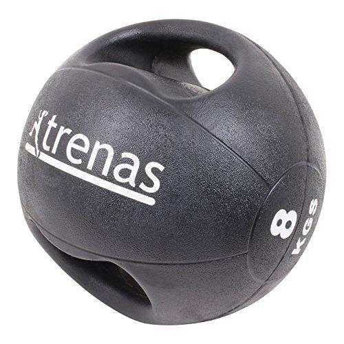 trenas Pro Balón Medicinal con Asas – 8 kg