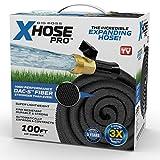 Big Boss Xhose Pro Dac-5 High Performance Lightweight Expandable Garden Hose with Brass