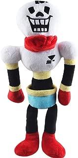 Muzboo Papyrus Undertale Plush Doll,Stuffed Plushies Toy for Kid