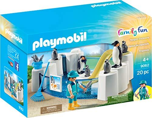 PLAYMOBIL  Pingüinos única  9062