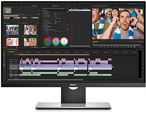 Dell Ultrasharp UP2516D 25-inch QHD (2560 x 1440DP) met Premier Colour (100% Adobe RGB, 100% sRGB, 100% REC 709, 98% DCI-P3) en LED Light Bar System, IPS (DP,mDP, 2 x HDMI) 210-AGTW