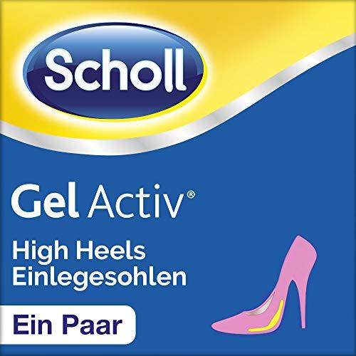 Scholl GelActiv Einlegesohlen HighHeels und Schuhe mit Absätzen über 5,5 cm, 1 Paar