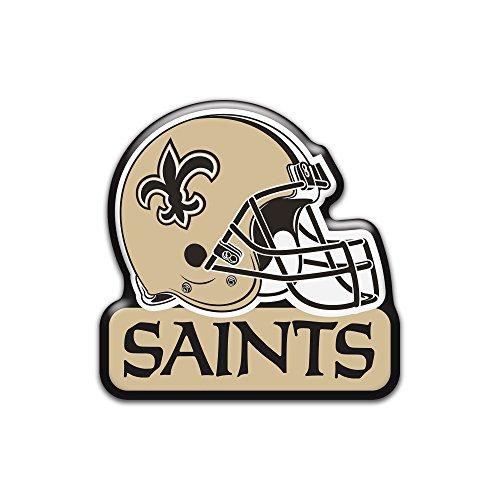 NFL New Orleans Saints 3' Heavy Duty Helmet Magnet