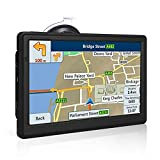 NETVIP GPS Navigation for Car 7 Inch, 2020 Vehicle GPS Navigation with Bluetooth