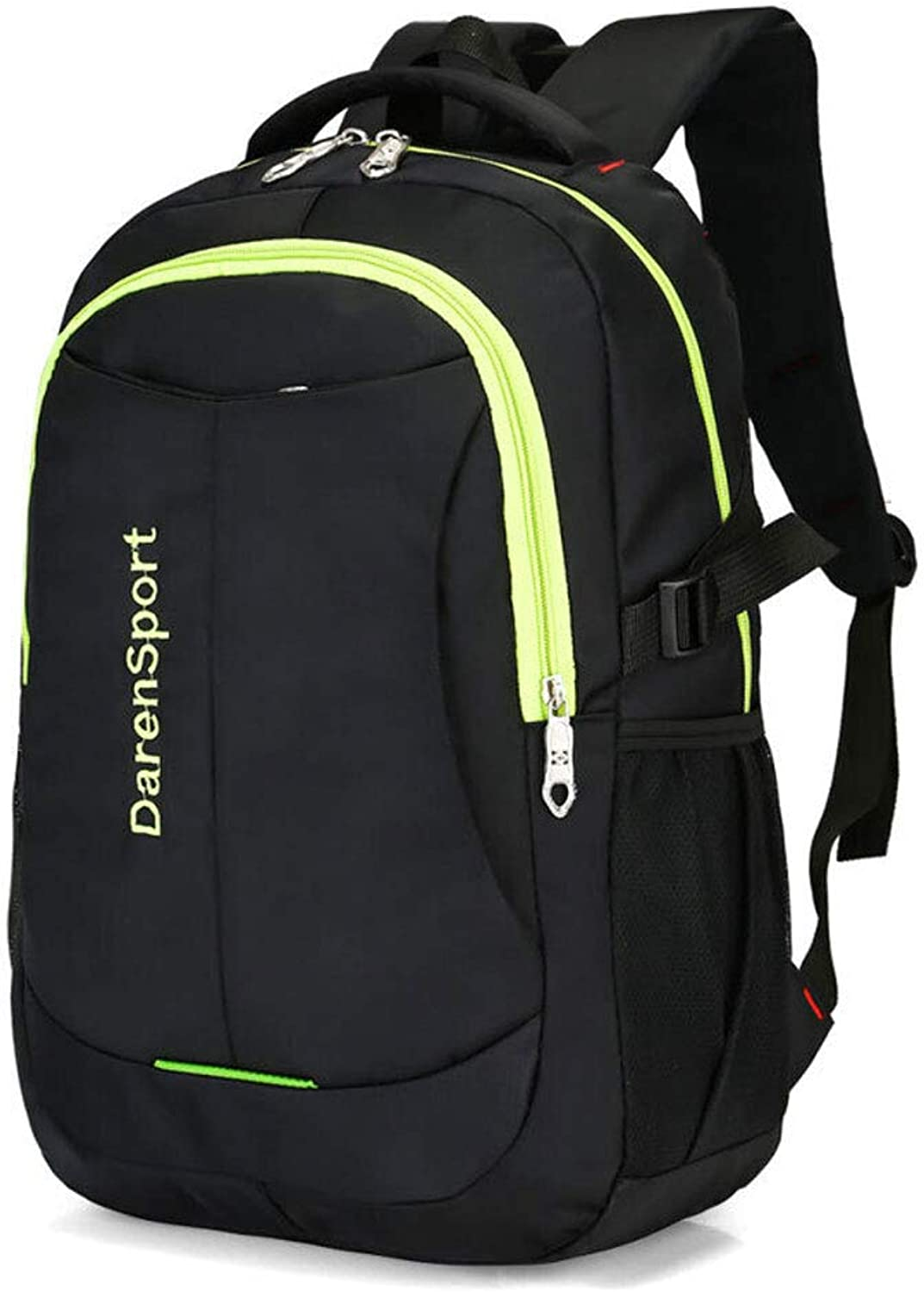 0e548471a76 Laptop Mouth Bag, Breathable Water Repellent Backpack, Outdoor Travel  Climbing Large Capacity Men's and Women's College High School Students  Backpack (color ...