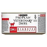 Purina Dieta Veterinaria Felina DM ST/OX Diabetes Manejo de Alimentos húmedos para gatos - 24 x 195 G. Un alimento saludable y equilibrado para su gato