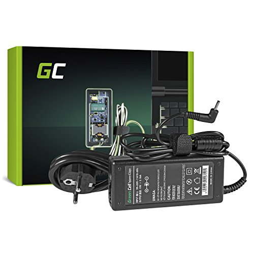 Green Cell Cargador para Acer Aspire P3 S3 S3-951 S3-371 S3-391 S5...