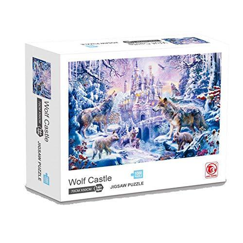 Puzzle 3D Frozen Ice Castle (11156)