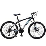 Junior Aluminum Full Mountain Bike - Stone Mountain 26 Inch 21-Speed Bicycle - Mens/Womens...