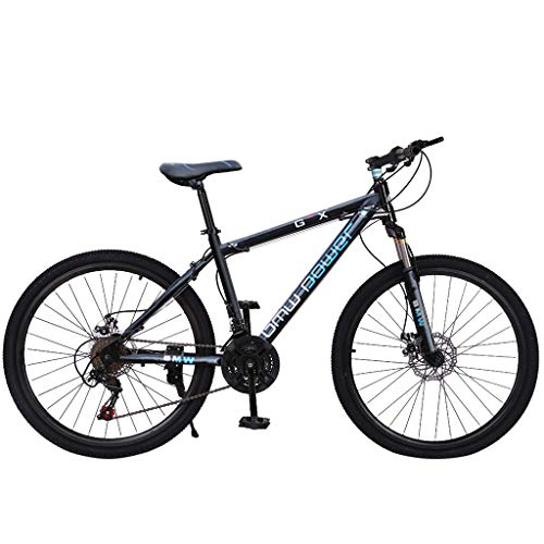Aluminum Mountain Bike Full Suspension 21 Speed ​​Disc Brakes, 700c, The Lightest in its Class,Sanycool