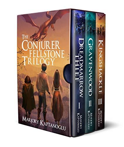 The Conjurer Fellstone Trilogy