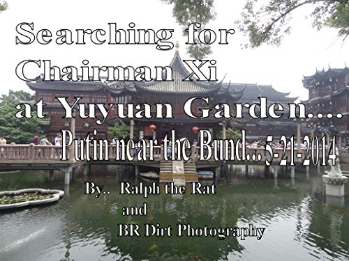 Looking for Chairman Xi at Yuyang Garden and Putin near the Bund 5-21-2014: Surviving Shanghai and it's Changes (English Edition)