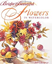 Best bright and beautiful flowers in watercolor Reviews
