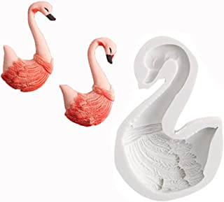 Bakeware Silicone Flamingo Mold Cake Decoration Mold