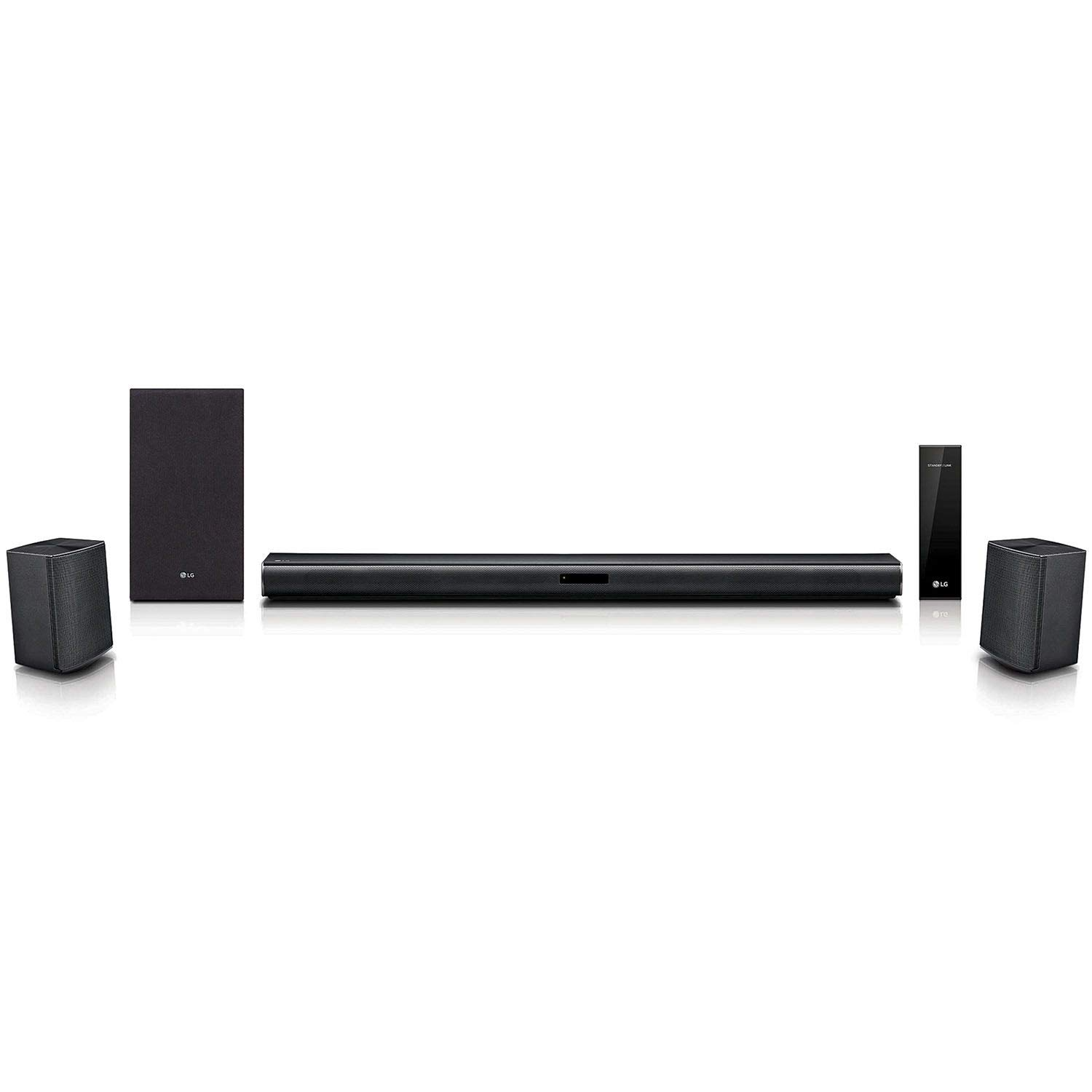 LG LASC58R Surround Wireless Subwoofer