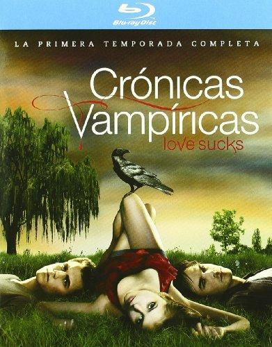 Crónicas Vampíricas - Temporada 1 [Blu-ray]