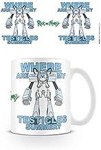Set: Rick and Morty, Lawnmower Dog, Snuffles Photo Coffee Mug (4x3 inches) and 1x Surprise Mug