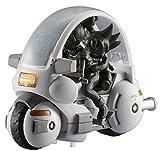 Bulma Motorcycle Cap #9 Model Kit Vol 1 Replica 8 cm Dragon Ball Mecha Collection 83669P