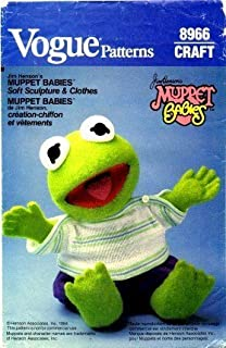 Best kermit sewing pattern Reviews