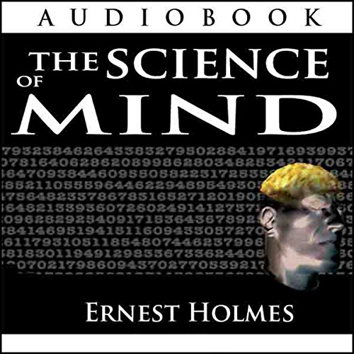 The Science of Mind audiobook cover art