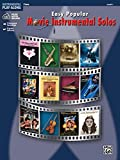 Easy Popular Movie Instrumental Solos: Flute (incl. CD): Flute, Book & Online Audio/Software (Easy Instrumental Solos)