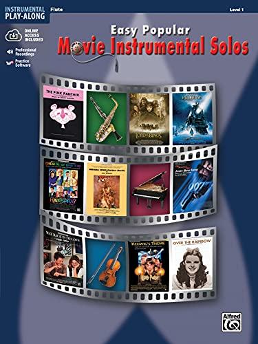 Alfred Music Easy Popular Movie Bild