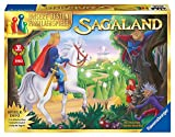 Ravensburger Familienspiel Sagaland, Gesellschaftsspiel für Kinder und Erwachsene, 2-6 Spieler, ab 6 Jahren, Spiel des Jahres
