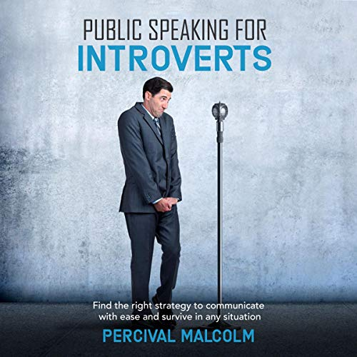 Public Speaking for Introverts cover art