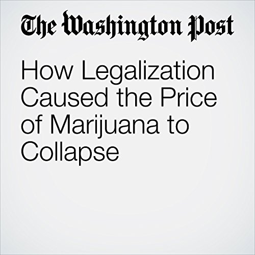 How Legalization Caused the Price of Marijuana to Collapse copertina